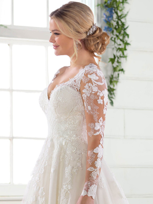Essense of Australia Bridal Gown D2805