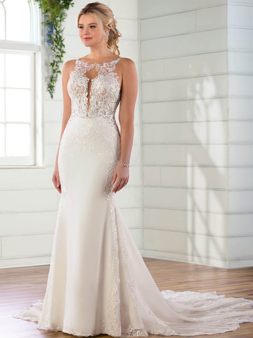 Essense of Australia Bridal Gown D2835