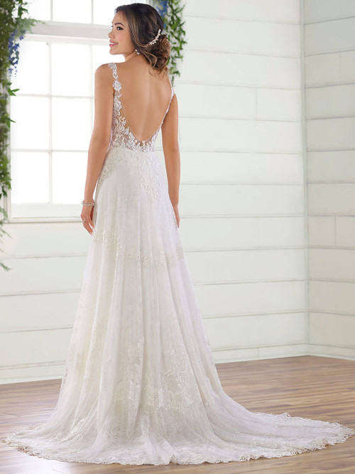 Essense of Australia Bridal Gown D2872