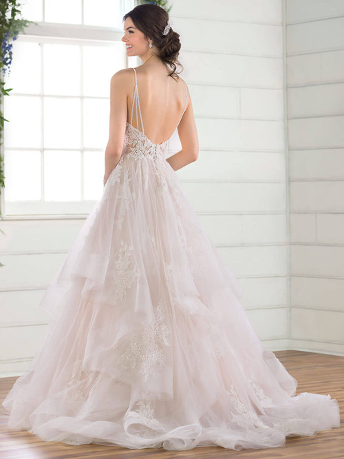 Essense of Australia Bridal Gown D2893