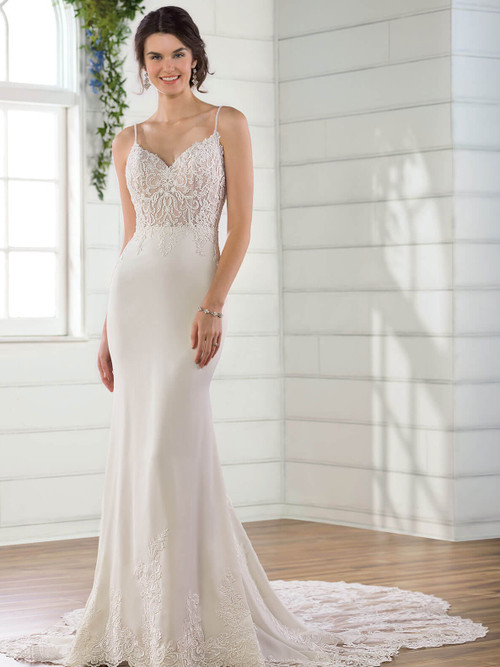 Essense of Australia Bridal Gown D2900