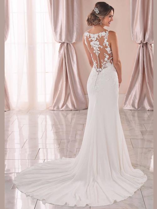 Stella York Bridal Gown 6895