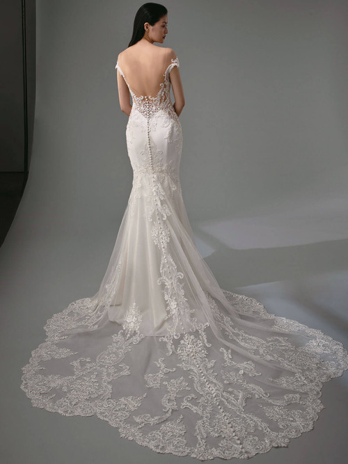 Enzoani Wedding Gown Marquise