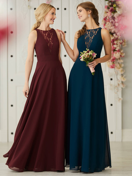 A-line bridesmaid dress Christina Wu 22923