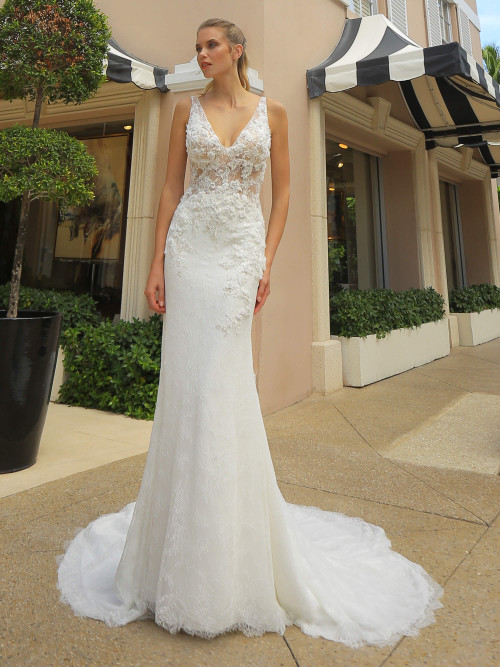 Randy Fenoli Wedding Dress Andrea