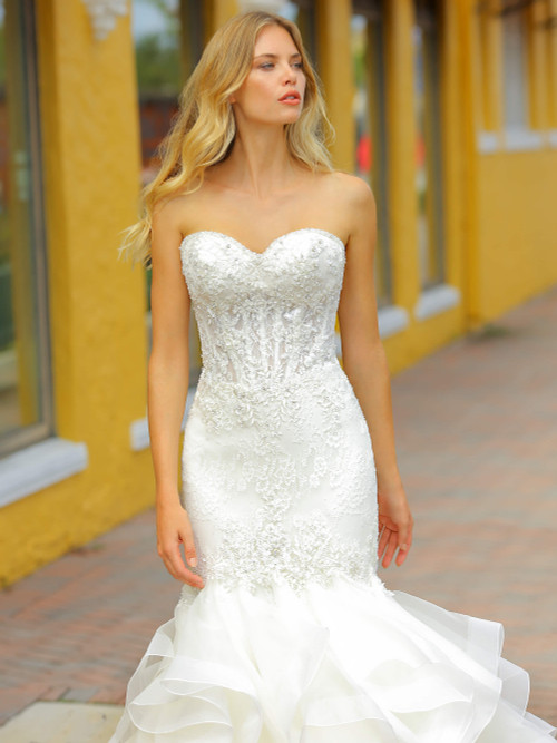 Randy Fenoli Wedding Dress Ariel