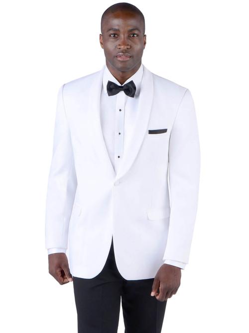 casablanca white tuxedo by Savvi