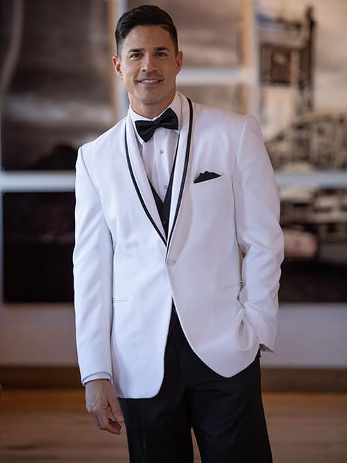 spectre white tuxedo
