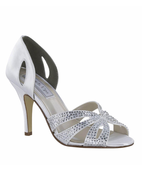 Crystal Wedding Shoe by Touch Ups Poise 4057