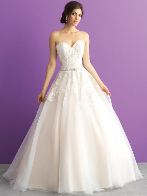 Allure Romance 3001 Sweetheart Wedding Dress