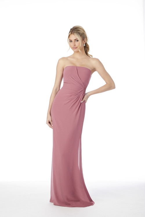 Strapless Morilee Bridesmaid Dress  21688