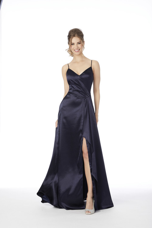V-neck Morilee Bridesmaid Dress  21696