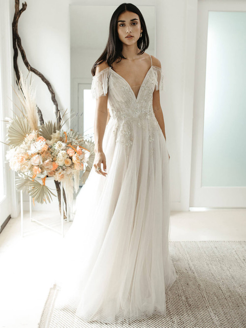 A-line Wedding Gown Willowby Ellery 56600