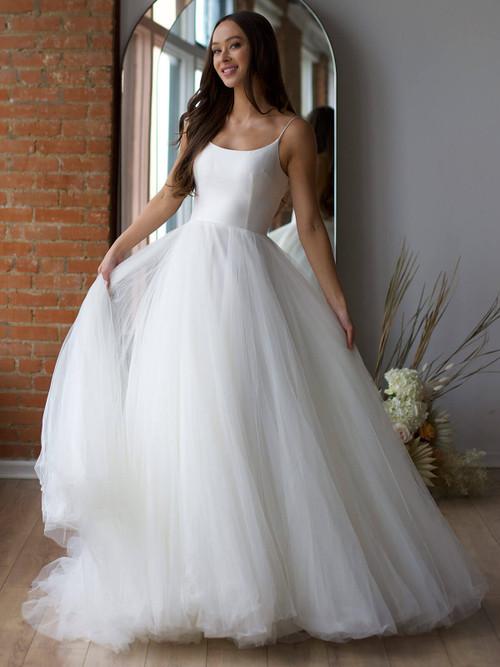 Ball Gown Wedding Dress Wtoo Gigi 15204