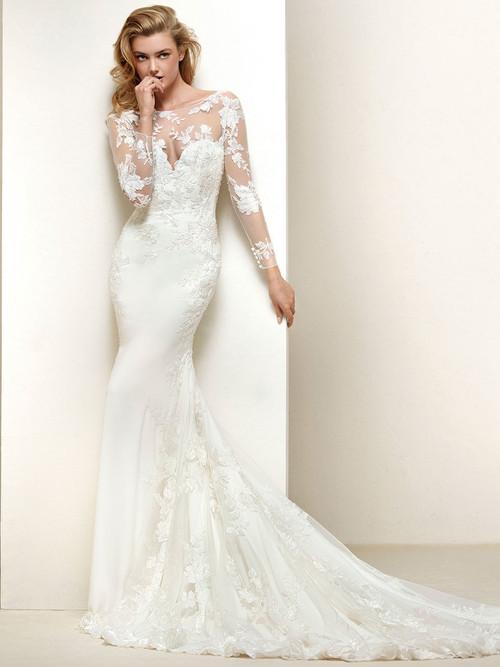 Pronovias Wedding Gown Drakar