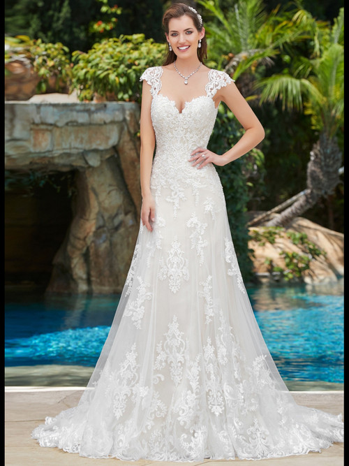 KittyChen Sweetheart Bridal Gown Thora