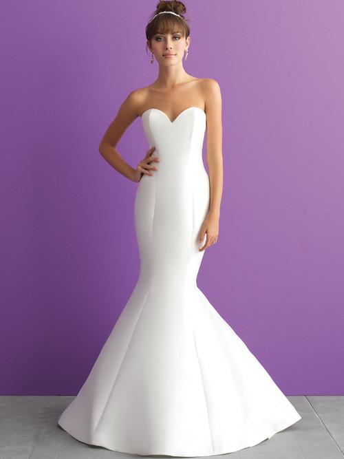 Allure Romance 3000 Sweetheart Wedding Dress