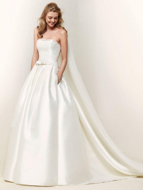 Pronovias Wedding Gown Draboe
