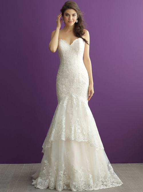 Allure Romance 2958 Sweetheart Wedding Dress