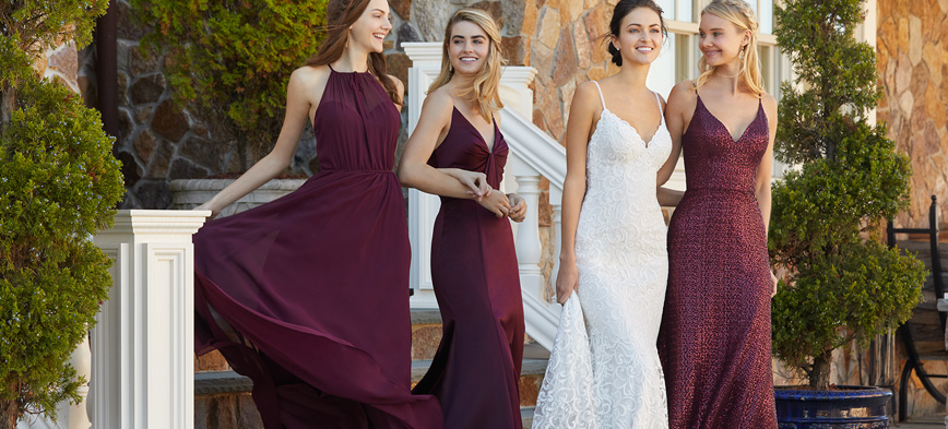dfb019b38a5 Morilee Bridesmaids by Madeline Gardner