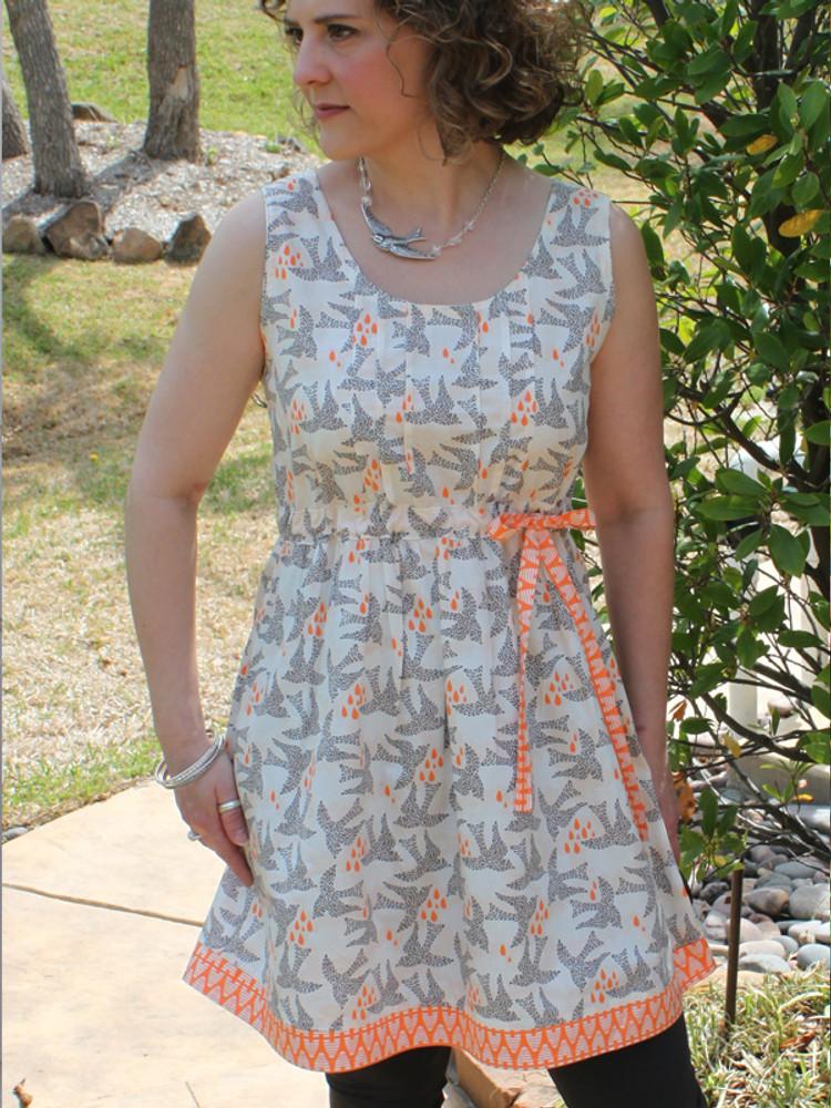 Tara Tank Dress (Pattern)