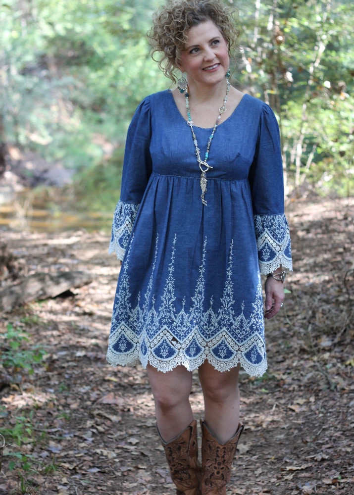 Bernadette Dress (Pattern)