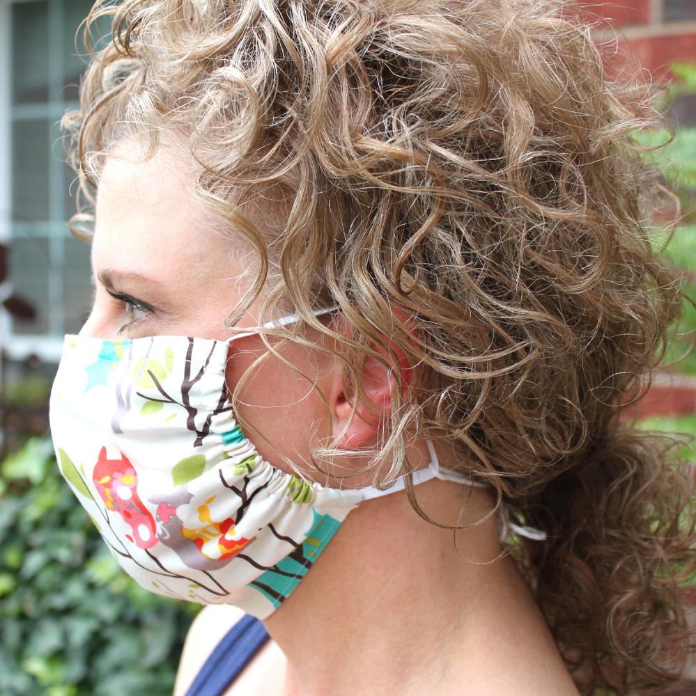 Free - Multipurpose Face Mask Pattern (PDF)