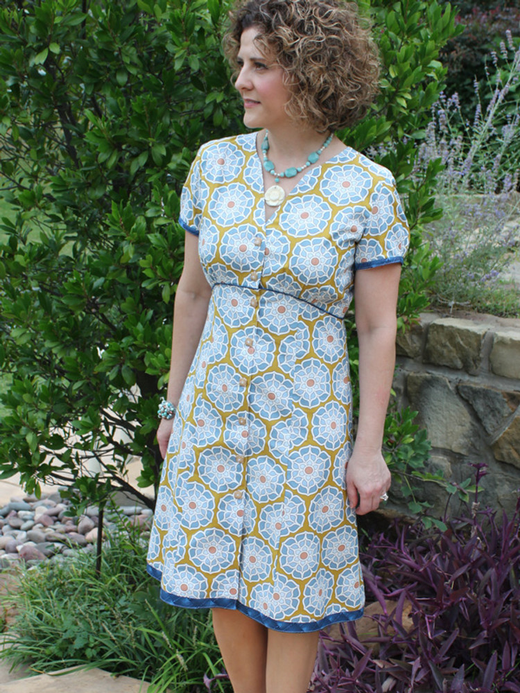 Isabella Dress (Pattern)