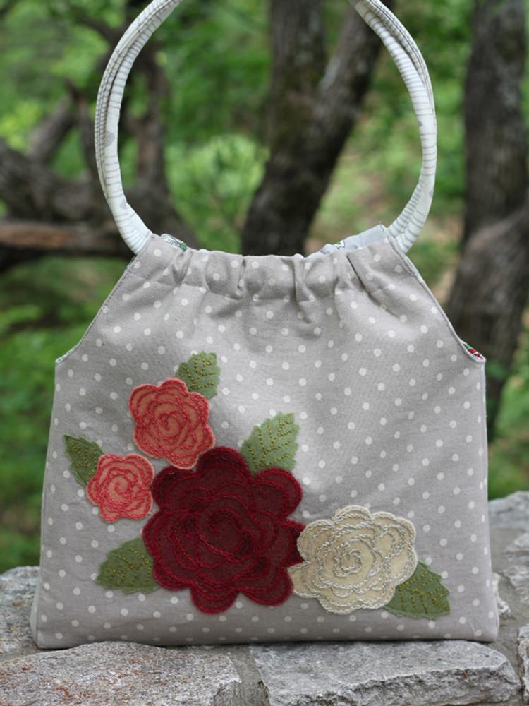 Cottage Roses (Pattern)