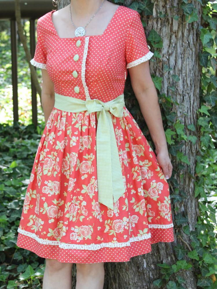 Betty June Dress (Pattern)
