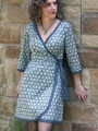 Ramona Wrap Dress (Pattern)