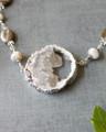Druzy & Gemstones Necklace