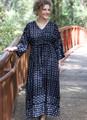 Kira Kimono Dress (Pattern)