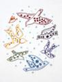 Birds in Flight (Pattern)