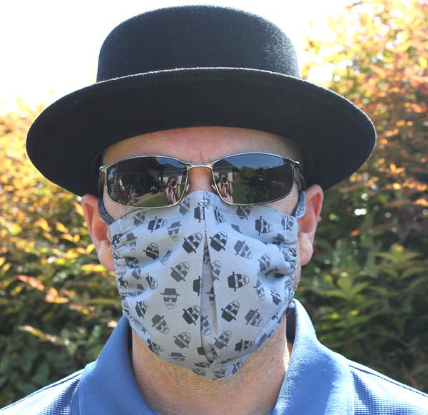 Free - Multipurpose Face Mask Pattern (PDF) - Serendipity Studio