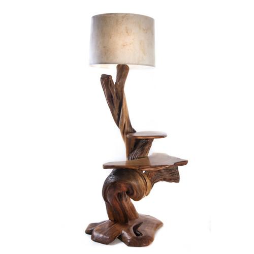 Lighting Floor Lamps Wood Floor Lamps Buffalo Collection