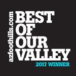 Arizona Foothills - 2017 Best of Valley Winner