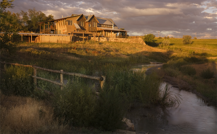 Scenic Mesa Ranch