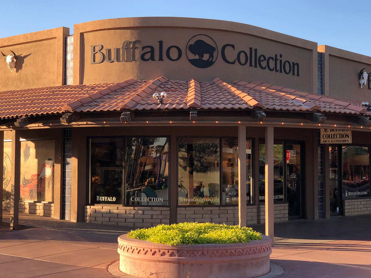 Buffalo Collection - Scottsdale Showroom