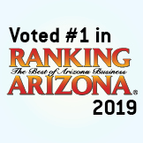 Voted #1 in Ranking Arizona
