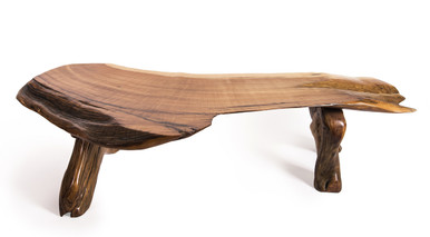 Juniper Coffee Table curved - Buffalo Collection