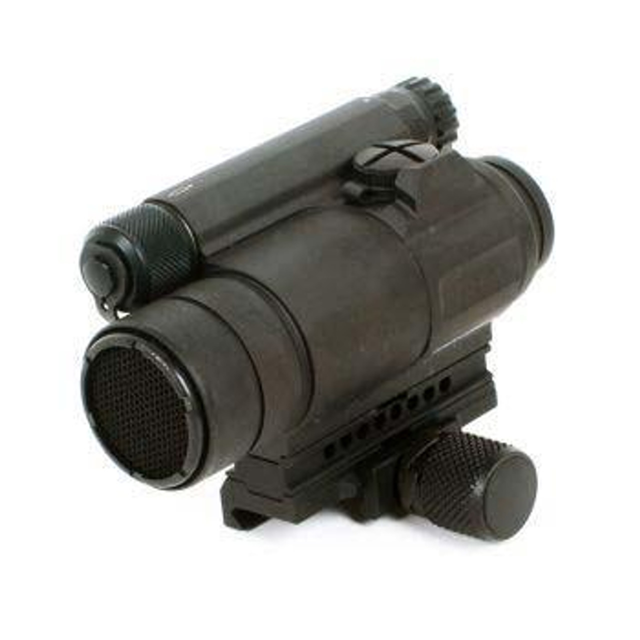 Aimpoint CompM4h, 2MOA Red Dot Sight, with QRP2 mount and AR15 spacer