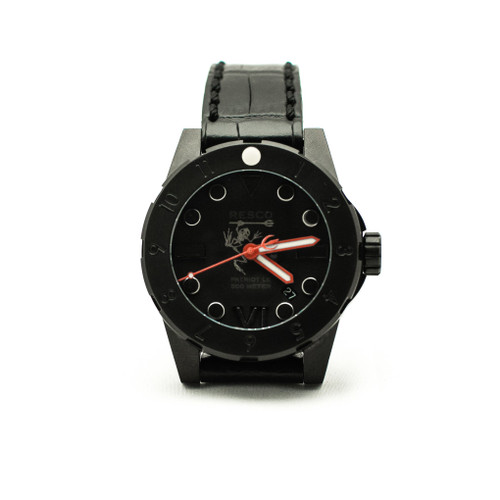 Resco Patriot Gen 1 Limited Edition Stealth Dial w/Red Hands