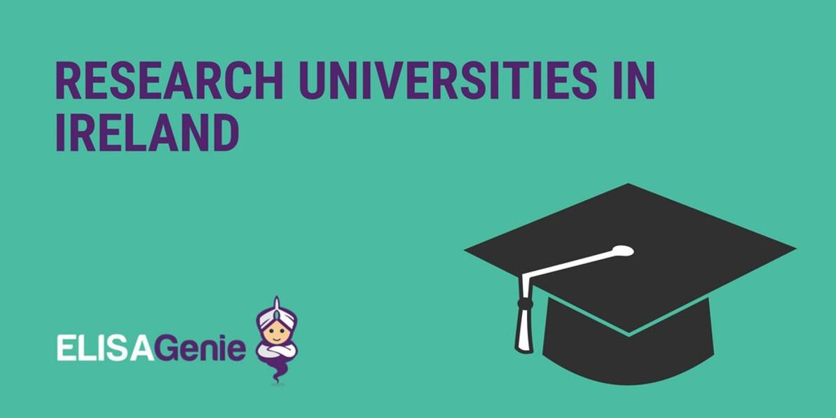 Research Universities in Ireland
