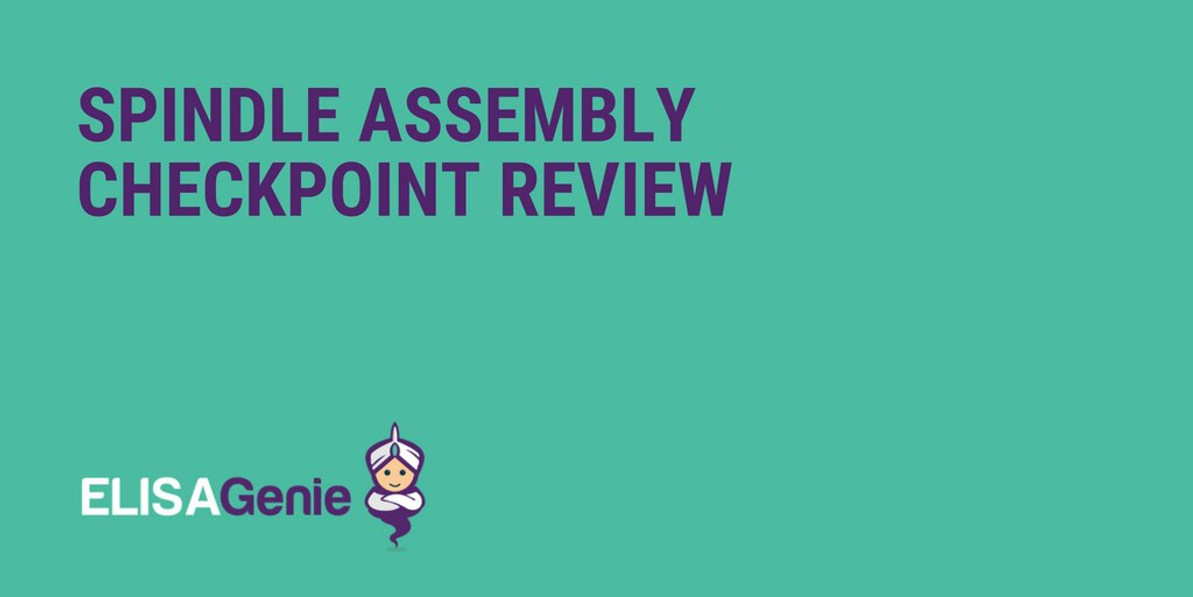 Spindle Assembly Checkpoint review