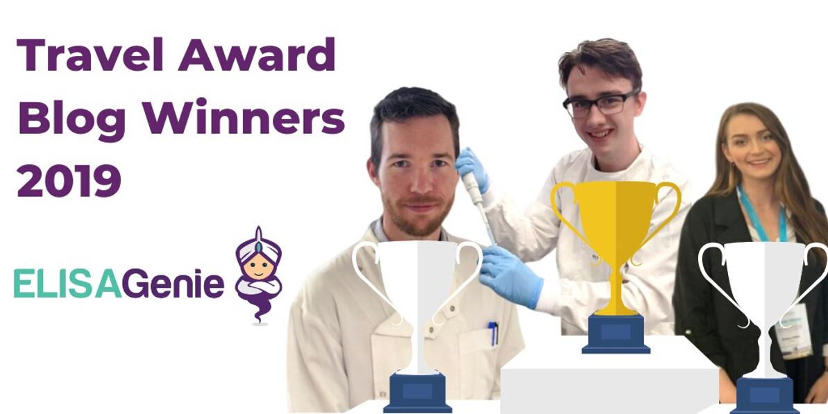 ELISA Genie - Travel Award Blog Winner