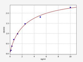 Rat Signaling ELISA Kits 5 Rat Tpo Thyoid Peroxidase ELISA Kit RTFI01484