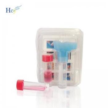 DNA/RNA Sample Collection Kit Saliva Collection for Diagnostic Test Saliva Collection Kit
