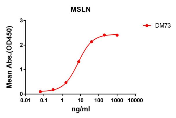 Anti-mesothelin antibody DM73 Rabbit mAb HDAB0060