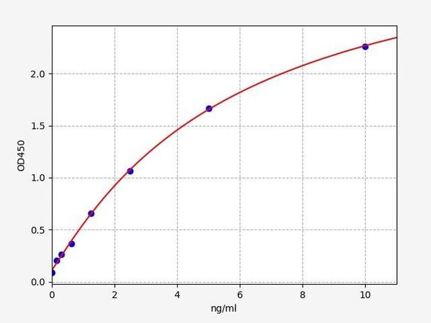 Rat Signaling ELISA Kits 5 Rat Slc25a5 ADP/ATP translocase 2 ELISA Kit RTFI01455